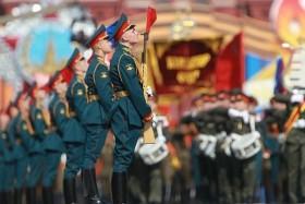 Những hình ảnh ấn tượng trong Ngày Chiến thắng ở Quảng trường Đỏ