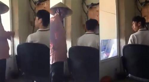 [VIDEO] Nghịch tử trộm tiền, đánh mẹ ở quán Net