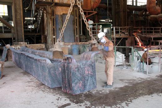Công ty Luyện đồng Lào Cai: Những giải pháp nâng cao hiệu quả sản xuất