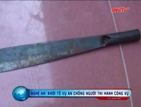 [VIDEO] Xin không được quay sang chém CSGT