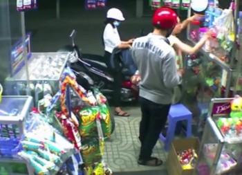 video sh ru coi bao dong ten trom hoang loan thao chay