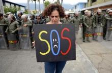 Nỗi buồn Venezuela