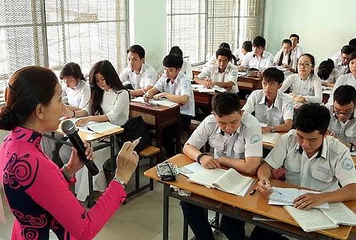 doi moi phai huong den hoc sinh