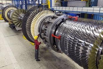 Nga quyết định vận hành thử tuabin khí nội địa trong các nhà máy nhiệt điện