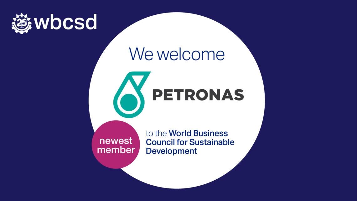 Petronas tham gia Hội đồng doanh nghiệp thế giới về phát triển bền vững