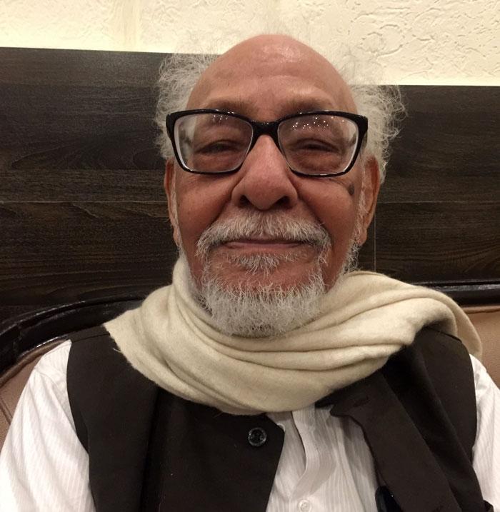 Tiến sỹ thần học Geetesh Sharma – Chủ tịch Uỷ ban Đoàn kết Ấn Độ - Việt Nam