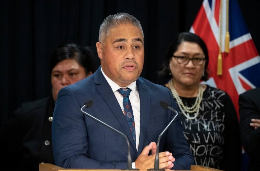 Bộ trưởng Quốc phòng Peeni Henare cho biết, Hải quân New Zealand sẽ tham gia hành trình với nhóm tàu sân bay của Anh. (Ảnh: Mark Mitchell)