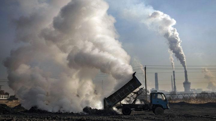 Ngành điện của Trung Quốc phát thải lượng CO2 rất lớn