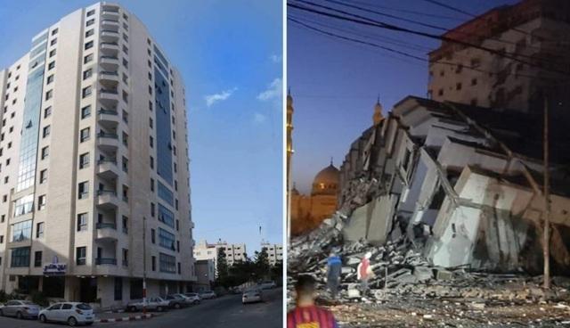 Cuộc gọi định mệnh dân thường Gaza nhận từ quân đội Israel giữa