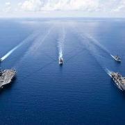 Sẽ sớm có trận chiến trên Biển Đông giữa Mỹ và Trung Quốc?