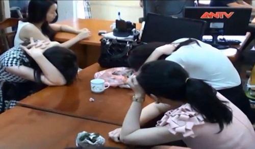 video thong tin chinh thuc ve vu duong day gai goi nghin do