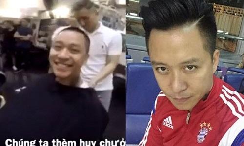 [VIDEO] Tuấn Hưng tung clip cạo đầu vì lời hứa cùng U.23 Việt Nam