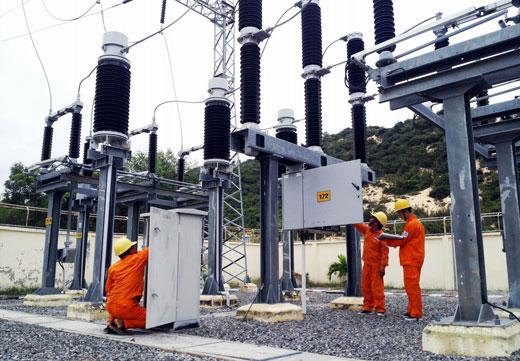 Mùa khô 2015, miền Nam không thiếu điện