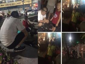 [VIDEO] Kéo lê, dìm nước, hành hạ chó dã man giữa Hà Nội
