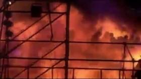 [VIDEO] Lửa bùng dữ dội khiến hàng trăm người bỏng nặng ở công viên nước Đài Loan