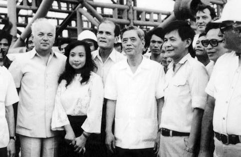 Sức sống Nguyễn Văn Linh