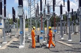Thêm nhiều công trình mới, cung cấp điện ổn định