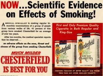 Rốt cuộc người ta sản xuất thuốc lá để làm gì?