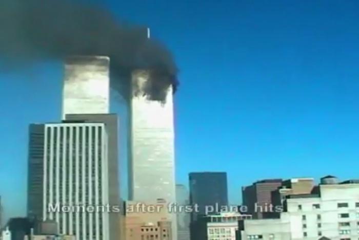 Video về vụ khủng bố 11/9 quay từ ký túc xá ĐH