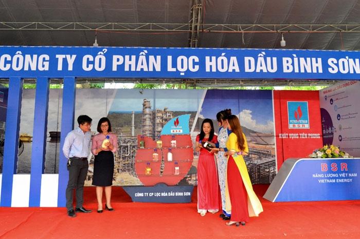 bsr tham gia hoi cho trien lam san pham nui an song tra