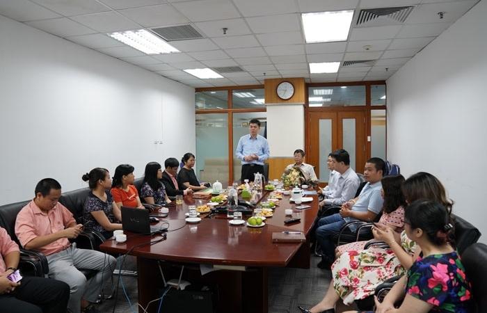 Viện Dầu khí Việt Nam (VPI) giao nhiệm vụ phụ trách Trung tâm Đào tạo và Thông tin Dầu khí (CPTI)