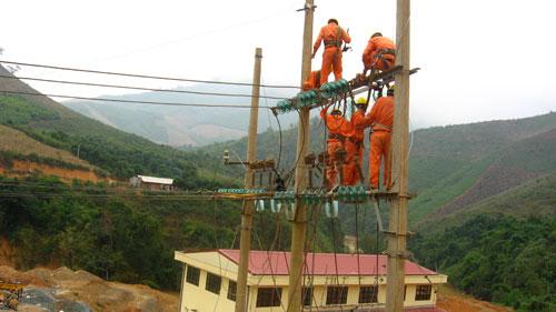Điện lực Sơn La