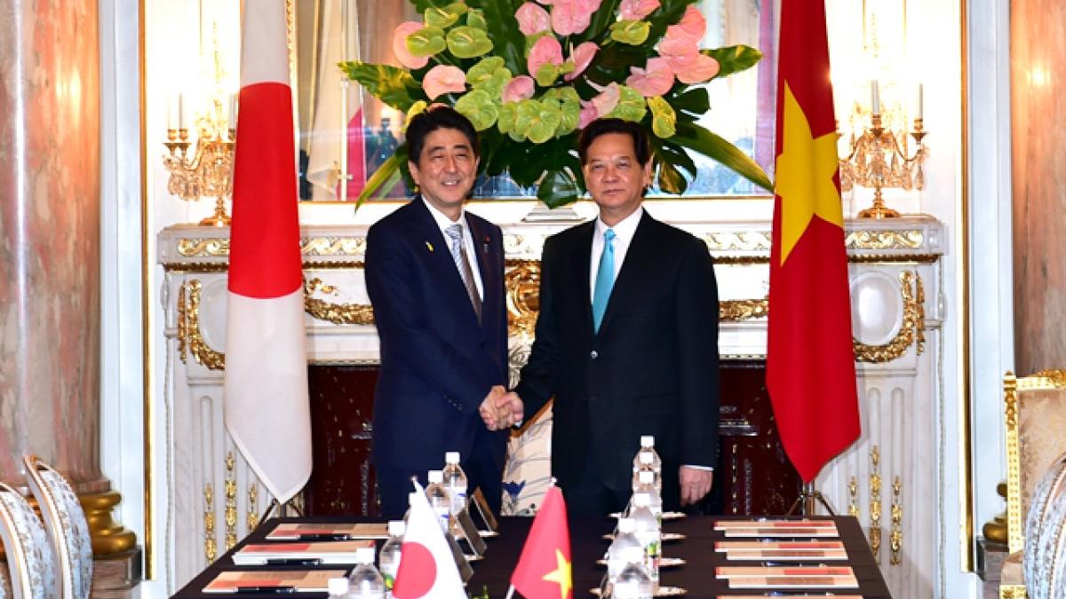 Hội đàm cao cấp Việt Nam - Nhật Bản