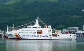 Bàn giao 2 tàu hiện đại cho lực lượng Cảnh sát biển Việt Nam