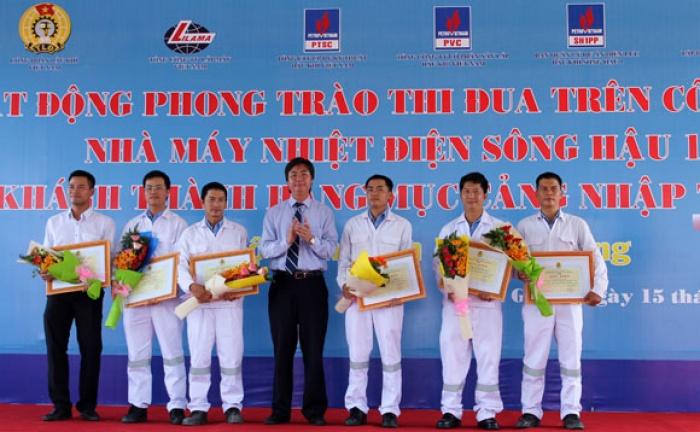 cong doan dong hanh vi su phat trien cua doanh nghiep