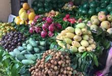 Nguy cơ ngộ độc  từ rau quả trái mùa