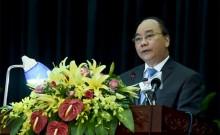 Thủ tướng: 'Góp sức phát triển đất nước là cách tri ân tốt nhất'