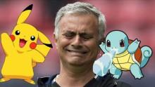 mourinho cam cac cau thu mu choi pokemon go
