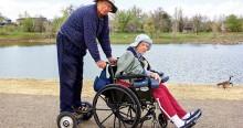 Tình yêu đẹp: 'Đưa em đi khắp thế gian' của cụ ông 78 tuổi