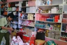Đà Nẵng: Phá ổ hàng lậu cực lớn