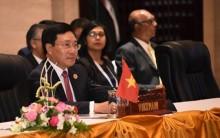 Bộ trưởng Ngoại giao các nước ASEAN bàn về an ninh ở Biển Đông