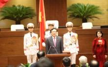 Chánh án Tòa án nhân dân Tối cao tuyên thệ nhậm chức