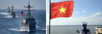 Quan hệ Việt-Mỹ và vấn đề Biển Đông