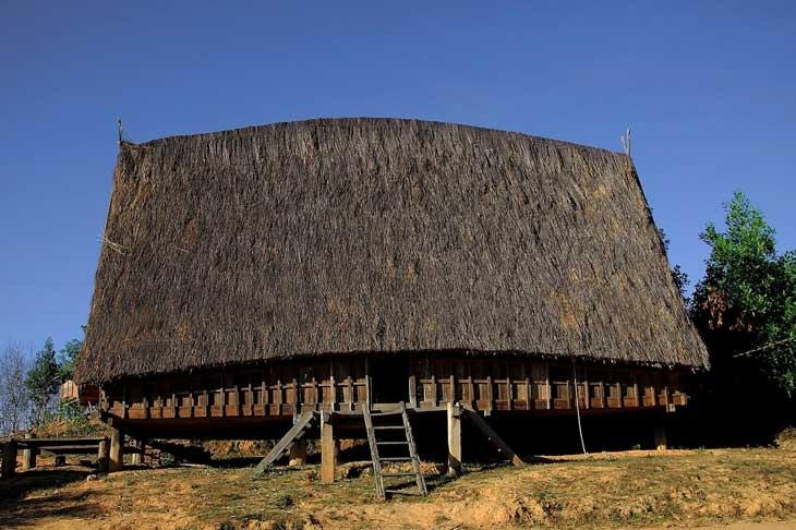Hồn thiêng làng cổ Ba Na