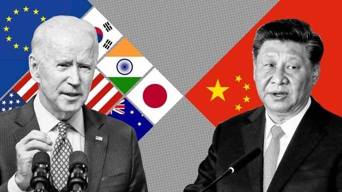 Chiến lược Ấn Độ Dương-Thái Bình Dương dưới thời Tổng thống Biden: 'Vòng kim cô' siết chặt Trung Quốc?