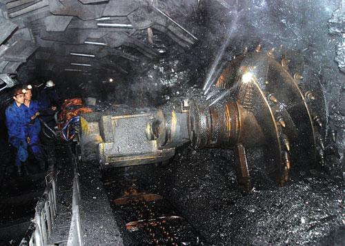 Tích cực giảm tổn thất tài nguyên than