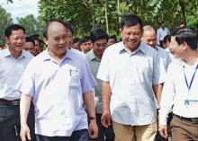 Thủ tướng Nguyễn Xuân Phúc thăm xã nông thôn mới ở Nghệ An