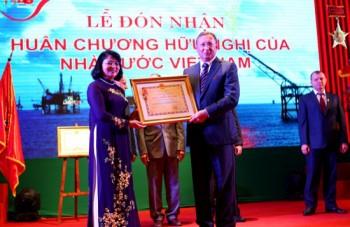 Vietsovpetro là biểu tượng của mối quan hệ toàn diện Việt Nam - Liên bang Nga
