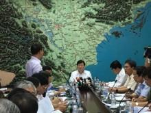 Phó Thủ tướng Trịnh Đình Dũng chỉ đạo ứng phó với bão số 3
