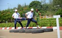 BSR tham gia hội thao nghiệp vụ chữa cháy năm 2016