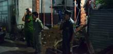 Một thợ hồ tử vong nghi do điện giật tại công trình