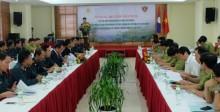 Việt Nam và Lào phối hợp bảo vệ rừng bền vững
