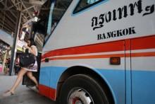 Mở tuyến xe khách kết nối Việt Nam - Lào - Thái Lan