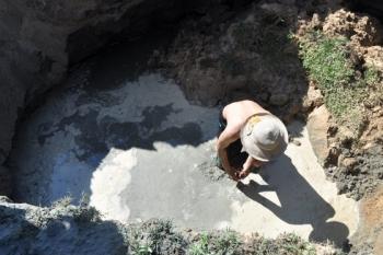 Về nơi đất khô, người khát
