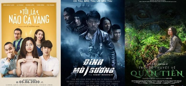 Phim Việt - Doanh thu ảm đạm