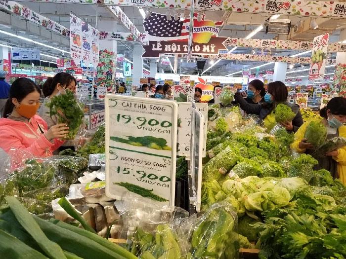 Kết nối tiêu thụ nông sản, thực phẩm